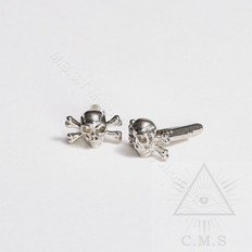 Skull & Crossed Bones  Cuff links
