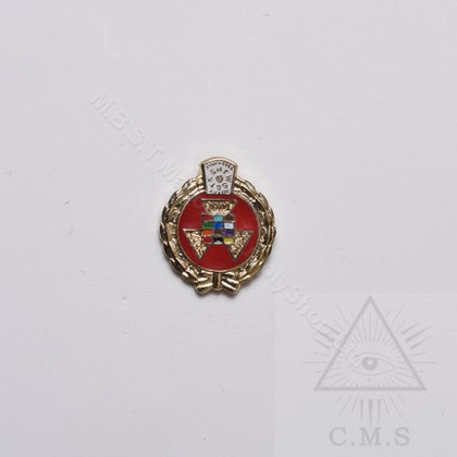 Royal  Arch High Priest Lapel Pin