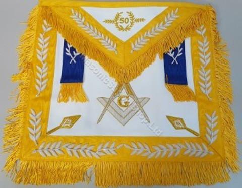 Custom Masonic aprons