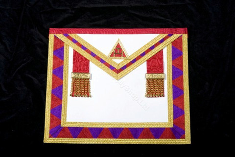 Principal's Apron ( High Priest)