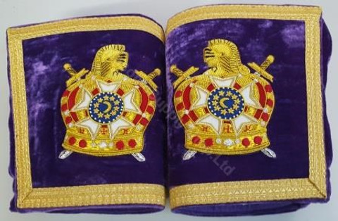 Custom Officer Gauntlets/Cuffs with Emblem (Click on picture to see samples)