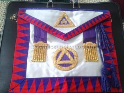 Royal Arch Apron -P