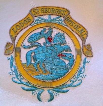 Custom Masonic Badges