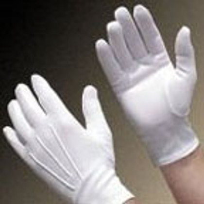 White Dress Gloves