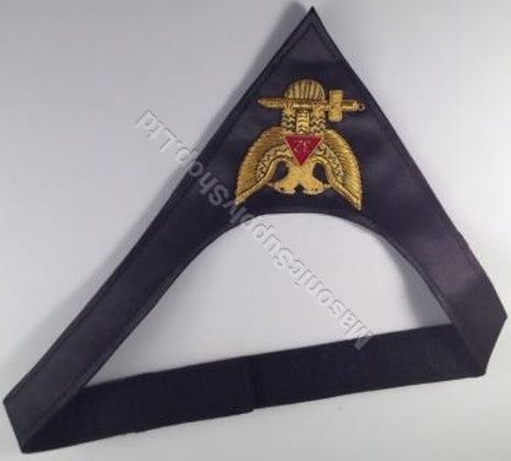 Scottish Rite Cravat 32nd