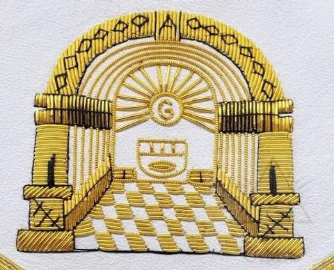 Custom Royal Arch aprons