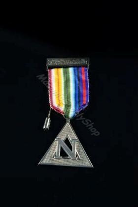 Past Commander Noah Rainbow Jewel      JWL-RAM-PCN