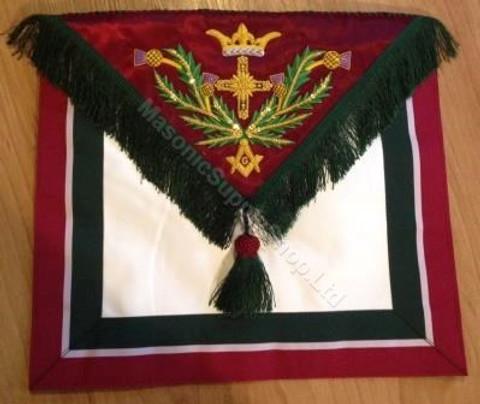 Royal Order of Scotland   Deputy Provincial Grand Masters  Apron