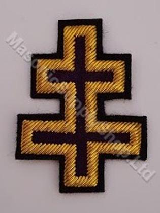 Knight Templars Perceptors Badge  Large  C