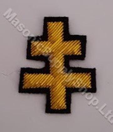 Knight Templars Perceptors Badge  Small