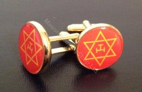Cuff links Royal Arch  (Discontinued Special)
