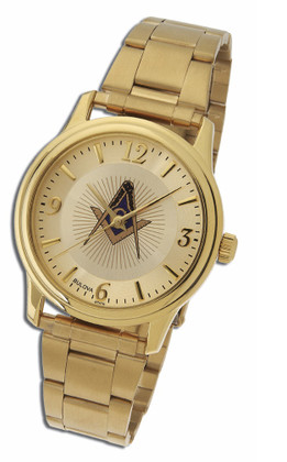 MASONIC WATCH MSW102B