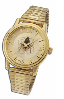 MASONIC WATCH MSW102F