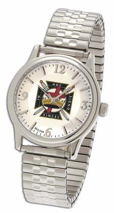 Knights Templar Watch
