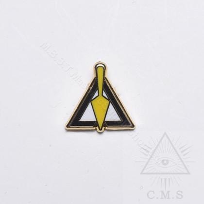 Royal & select Masters  Cryptic Masons   Lapel Pin