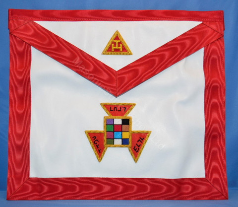 Royal Arch High Priest Apron-2