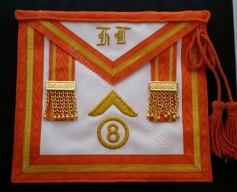 Holland Lodge apron