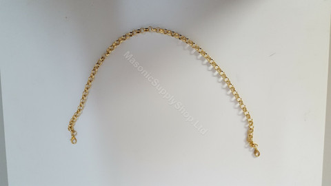 Collar Shoulder Retainer Chain