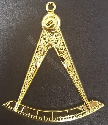 Grand Master  Collar Jewel