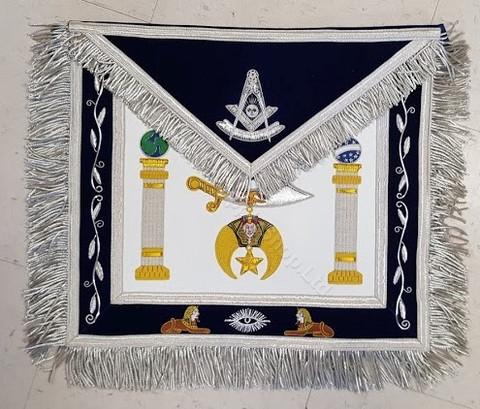 Shrine Past Master Apron