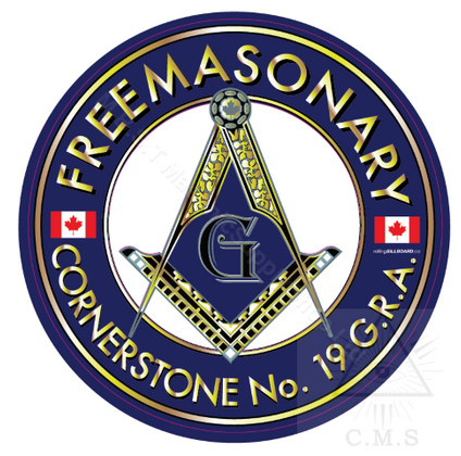 Custom Masonic Car Decals