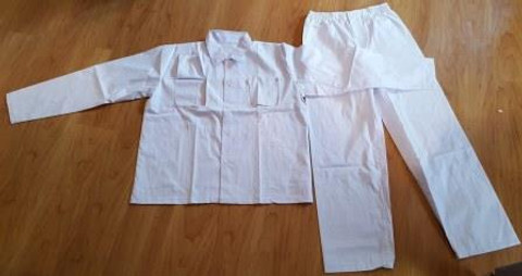 Masonic Initiation Suit