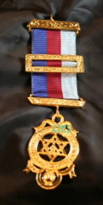 Royal Arch Ist Principals Jewel