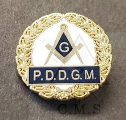Past District Deputy Grand Master Lapel Pin