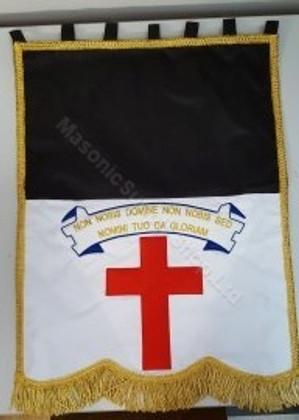 Knight Templar Banners
