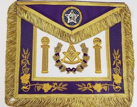 Masonic Grand Lodge Apron