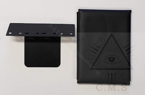 Jewel Wallet with pocket jewel mount  One Jewel