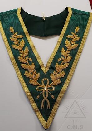 Allied Masonic Degrees Grand Council Collar