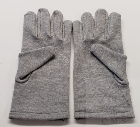 Grey  Dress Gloves