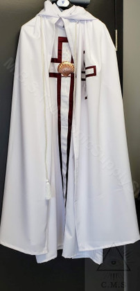 Saint Thomas of Acon Knight Regalia