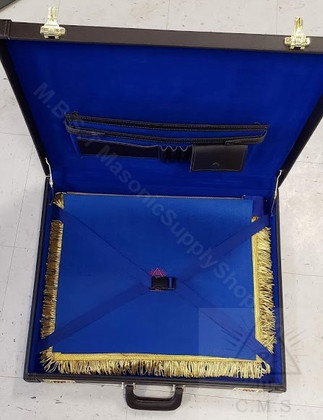 Masonic apron protector for case