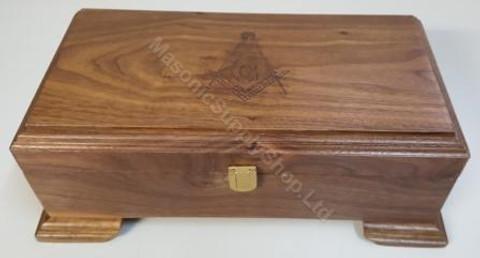 Masonic Bible box