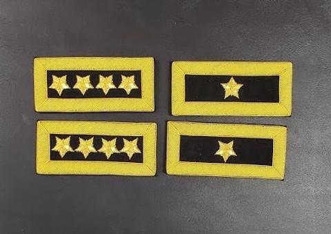 custom Uniform Shoulder boards