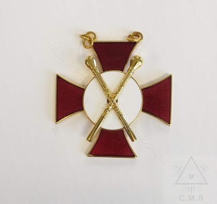 Knight Templar Officers Jewel