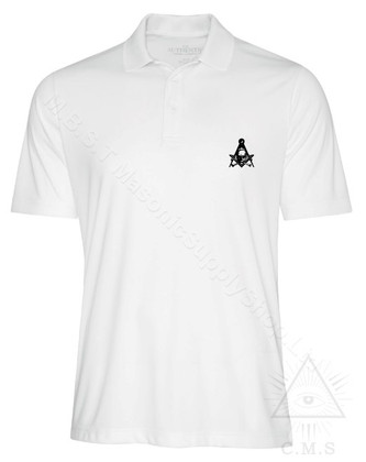 Sports Shirt with Mortality Emblem    sizes small to 4 XL!