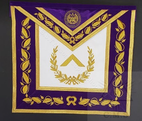 Grand Lodge  Apron  -32