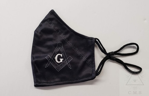 Masonic Face Mask