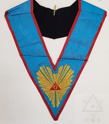 French Rite Masters Collar