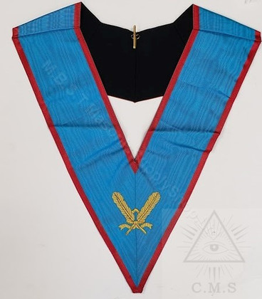French Rite Officers Collars