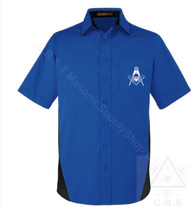 Masonic Shirt with All Seeing Eye
