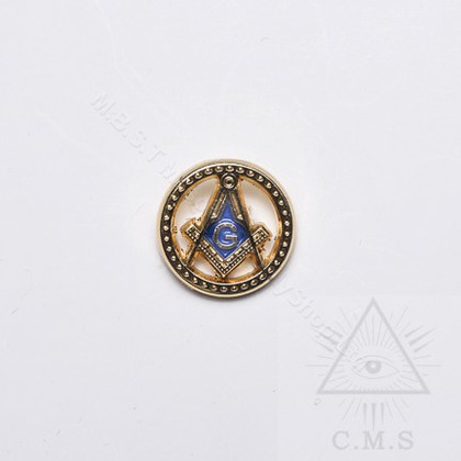 Masonic  Lapel Pin