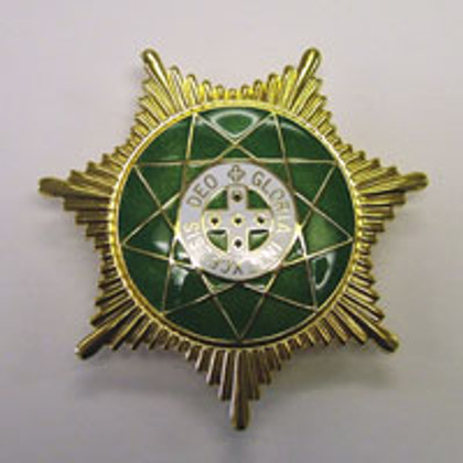 Royal Order of Scotland Breast Jewel
