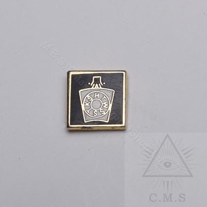 Mark Mason  Kope Stone Lapel Pin