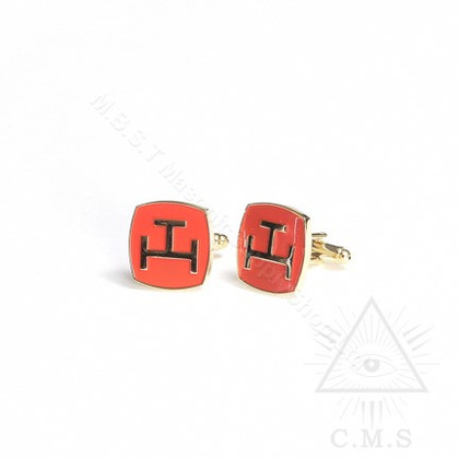 Royal Arch Cuff links