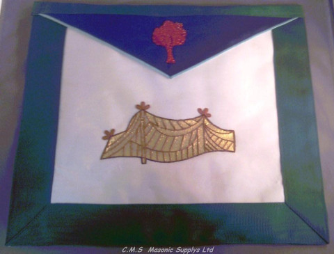 Scottish Rite 24th Degree Apron