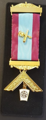 Mark Master Past Master Jewel